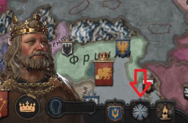 Изменение конфессии в Crusader Kings 3